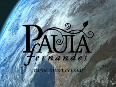 Paula Fernandes        Turnê internacional