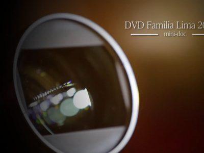 Minidoc DVD Família Lima 20 Anos