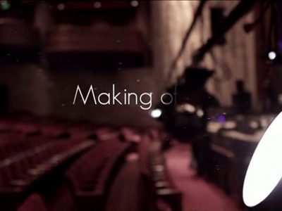Making of - DVD/BLUE-RAY Manuscrito ao vivo (Sandy)